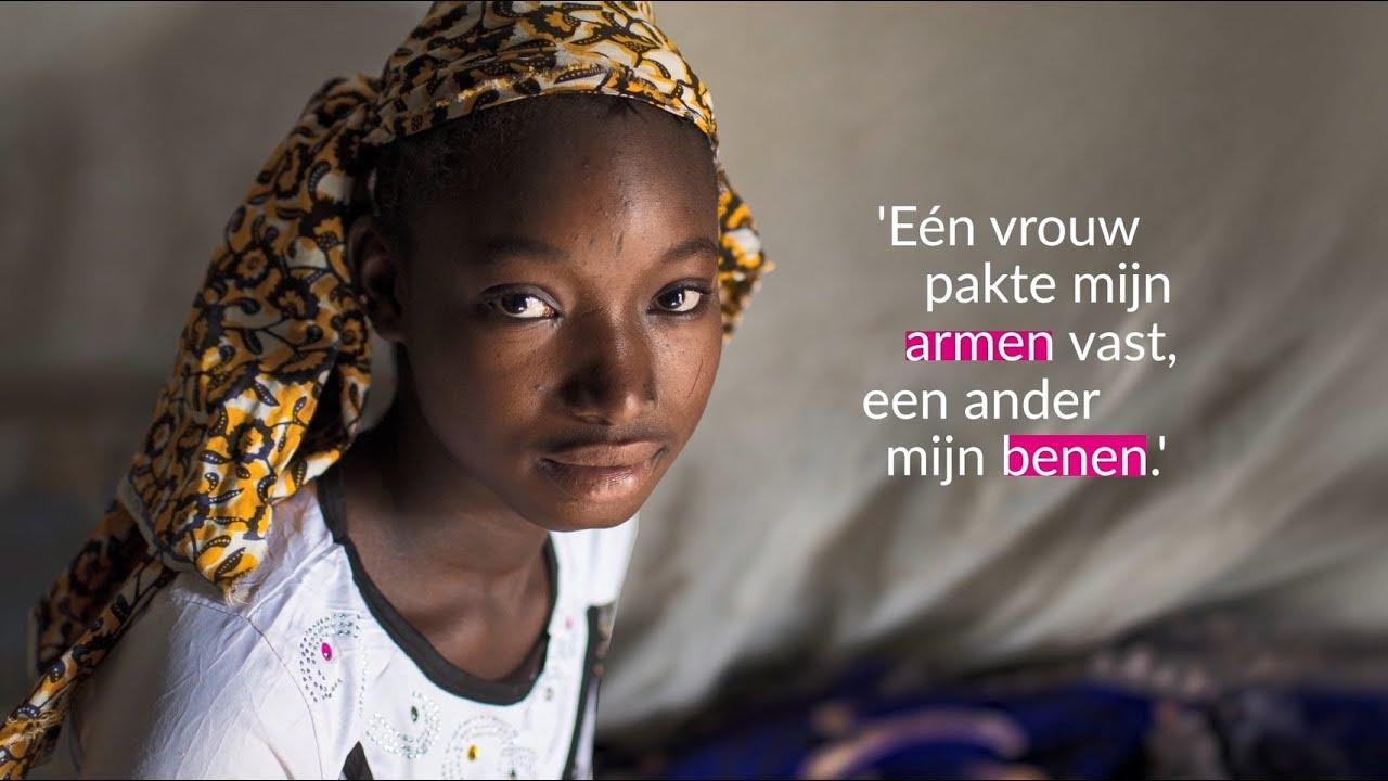 Meisjesbesnijdenis een taboe?